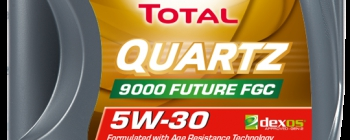 TOTAL launches new QUARTZ oil for modern downsized engines and hybrid applications